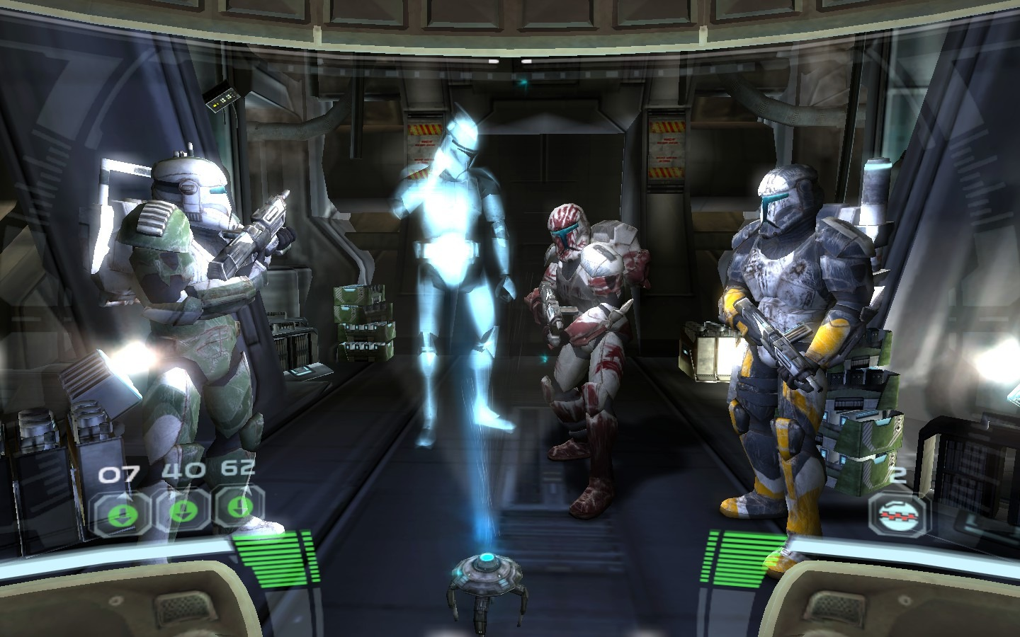 star wars republic commando review Fast-paced, squad-based star wars combat read common sense media's star wars: republic commando review, age rating, and parents guide.
