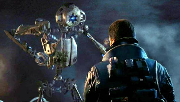 mission to mars movie robot - photo #5