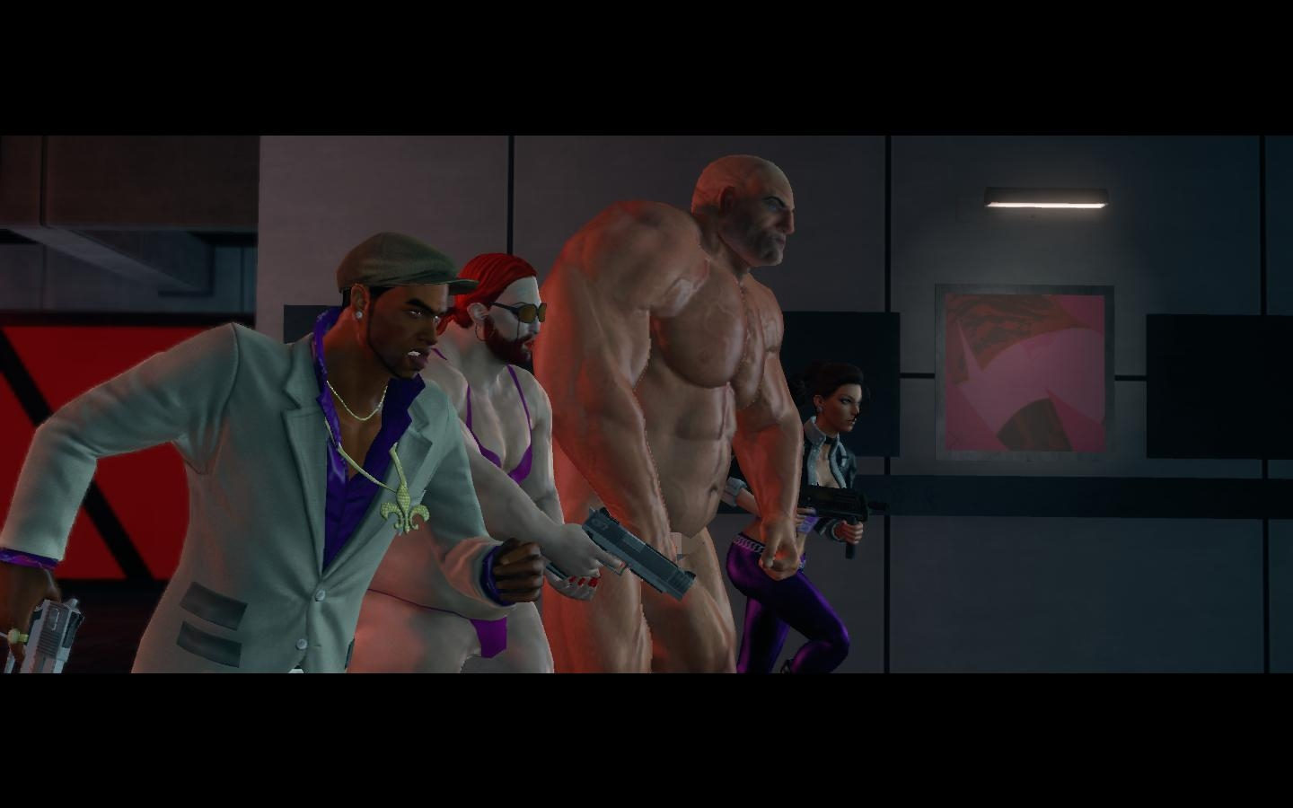 Saint s row sex